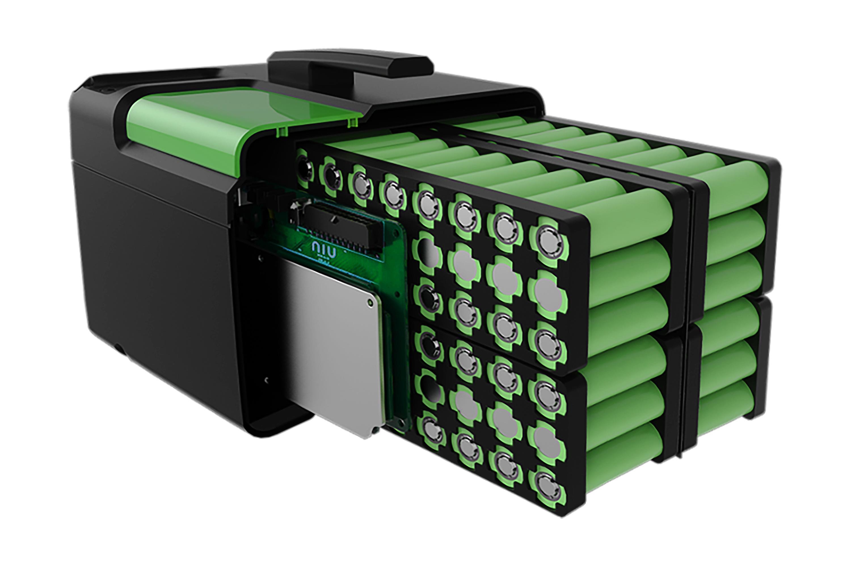 NIU elektromos okosrobogó lítium akkumulátor