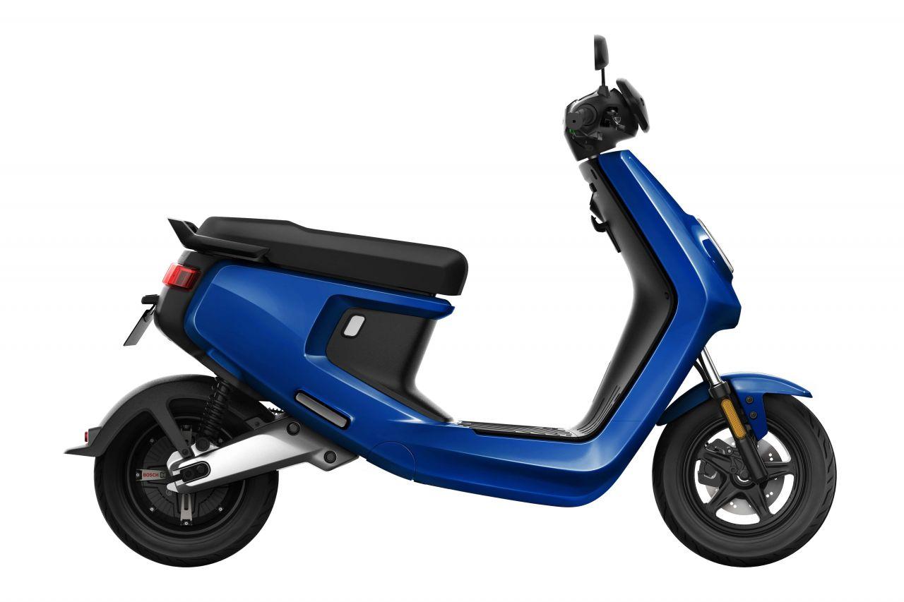 NIU MQi+ Sport (kék)