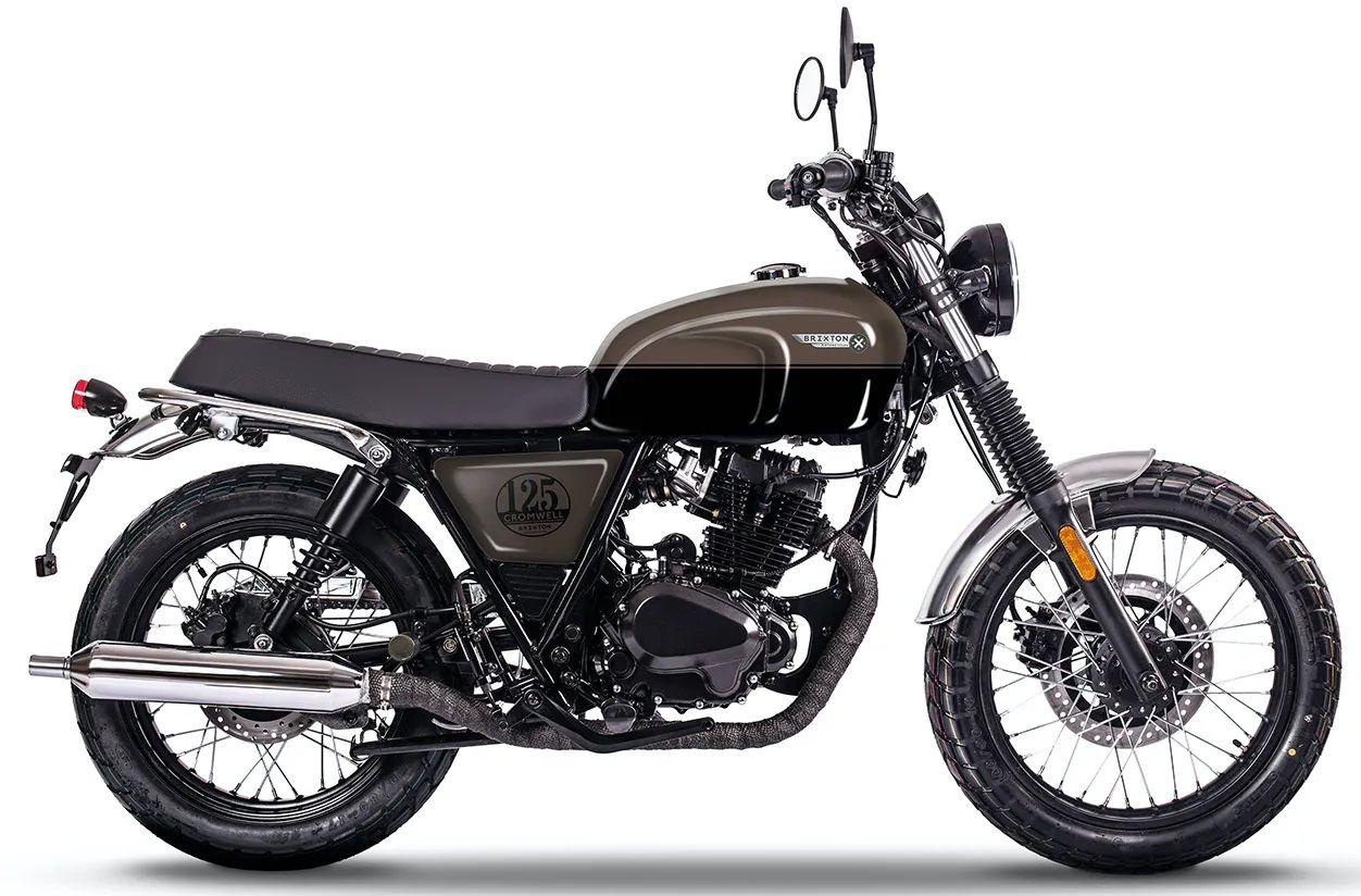 BRIXTON BX 125 (zöld)