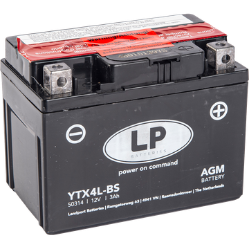 Landport akkumulátor YTX7L-BS 50614