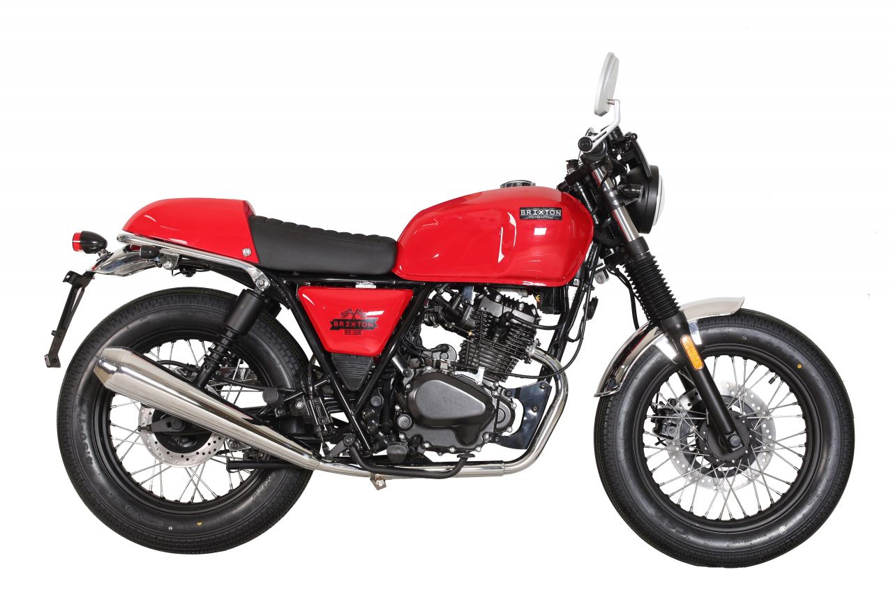 BRIXTON Sunray 125 (piros)